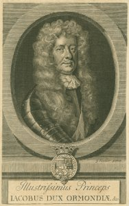 James Butler, 1st Duke of Ormond.