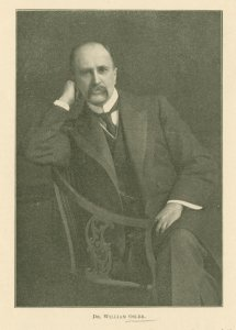 Dr. William Osler.