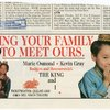 Bring your family to meet ours. Marie Osmond, Kevin Gray Rodgers and Hammerstein's the king and I...