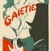 Garrick gaieties...at the Garrick Theatre