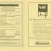 [Program (May 1926) for the Garrick Gaieties at the Garrick Theatre]