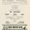 By Jupiter with Contance Moore, Ronald Graham, Benay Venuta...