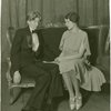 """Sterling Holloway and Betty Starbuck performing """"What's the Use of Talking?"""" in Garrick Gaieties]"""