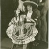 "Rosa Covarrubias (billed as Rose Rolanda) and Starr West Jones performing ""Rancho Mexicana"" dance in Garrick Gaieties]"