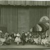 "Blanche Fleming, as the flower girl, and cast performing ""Viennese"" in Garrick Gaieties]"