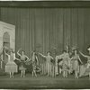 "Cast, as flowers, performing ""Rose of Arizona"" in Garrick Gaieties]"