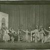 """Cast, as flowers, performing """"Rose of Arizona"""" in Garrick Gaieties]"""