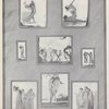 Photographic etchings by G. Maillard Kesslere