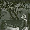 Mary Martin (Nellie Forbush) and Ezio Pinza (Emile De Becque) in South Pacific]