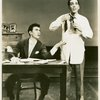 John Battles (Joseph Taylor, Jr.) and John Conte (Charlie Townsend) in Allegro]