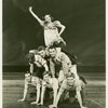 Kathryn Lee (Hazel Skinner) and dancers in Allegro]
