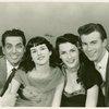 John Conte (Charlie Townsend), Katrina Van Oss (Molly), Gloria Wills (Beulah) and John Battles (Joseph Taylor, Jr.) in Allegro]