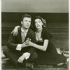 John Battles (Joseph Taylor, Jr.) and Gloria Wills (Beulah) in Allegro]