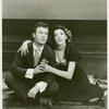 John Battles (Joseph Taylor, Jr.) and Gloria Wills (Beulah) in Allegro]
