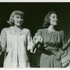 [Leila Ernst (Linda English) and Vivienne Segal (Vera Simpson) in Pal Joey]