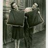 Vivienne Segal (Vera Simpson) and Gene Kelly (Joey Evans) in Pal Joey]