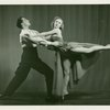 [Gene Kelly (Joey Evans) and Shirley Paige (Specialty Dancer) in Pal Joey]