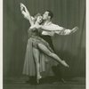 Shirley Paige (Specialty Dancer) and Gene Kelly (Joey Evans) in Pal Joey]