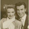 Roberta Jonay [Jennie Brinker) and John Battles (Joseph Taylor, Jr.) in Allegro]