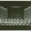 "[June Havoc (Gladys Bump), Van Johnson (Victor) and ensemble performing ""The Flower Garden of My Heart"" in Pal Joey]"