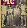 "[Cover of Broadway ""Pic"" magazine featuring the cast of The Boys From Syracuse]"