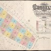 Insurance Maps of the Brooklyn city of New York Volume Five. Published by the Sanborn map co. 117, Broadway, New York. 1888.