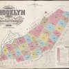 Insurance Maps of the Brooklyn city of New York Volume Nine. Published by the Sanborn map co. 117, Broadway, New York. 1888.