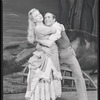 Jean Darling as Carrie Pipperidge and Murvyn Vye as Jigger Craigin