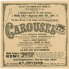 Carousel. Music by Richard Rodgers. Book and lyrics by Oscar Hammerstein II