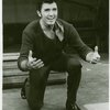 John Raitt (Billy Bigelow) in the 1965 revival of Carousel]