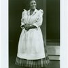 Shirley Verrett (Nettie Fowler) in the 1994 revival of Carousel]