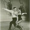 Ed Kenney (Wang Ta) and Jo Anne Miya (Linda Low in Ballet) in Flower Drum Song]