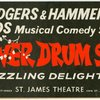 The new Rodgers & Hammerstein-Fields musical comedy smash Flower drum song...