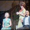 [Madeleine Sherwood (Mrs. McIlhenny), Elizabeth Allen (Leona Samish) and Jack Manning (Mr. McIlhenny) in Do I Hear a Waltz?]