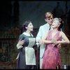 [Fleury D'Antonakis (Giovanna), Stuart Damon (Eddie Yaeger) and Carol Bruce (Signora Fioria) in Do I Hear a Waltz?]