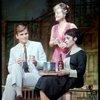 [Stuart Damon (Eddie Yaeger), Carol Bruce (Signora Fioria) and Fleury D'Antonakis (Giovanna) in Do I Hear a Waltz?]
