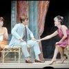 [Elizabeth Allen (Leona Samish), Stuart Damon (Eddie Yaeger) and Carol Bruce (Signora Fioria) in Do I Hear a Waltz?]