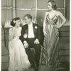 Audrey Christie (Anna Murphy), Walter Slezak (Harry Mischka Szigetti) and Vivenne Segal (Countess Peggy Palaffi) in I Married an Angel]