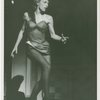 [Vera Zorina (Vera Barnova) in the 1954 revival of On Your Toes]