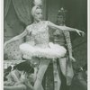 Vera Zorina (Vera Barnova) in the 1954 revival of On Your Toes]