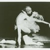 George De la Pena (Konstantine Morrosine) and Natalia Makarova (Vera Barnova) in the 1983 revival of On Your Toes]