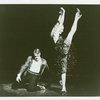 Lara Teeter (Phil Dolan III) and Natalia Makarova (Vera Barnova) in the 1983 revival of On Your Toes]