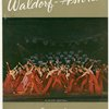 Cover of The Waldorf-Astoria Promanade Magazine (September, 1953) featuring Me and Juliet