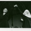 [Constance Towers (Maria Rainer) and Eleanor Steber (Mother Abbess) in the 1967 revival of The Sound of Music]