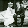 [Debby Boone (Maria Rainer) and Laurence Guittard (Captain Georg von Trapp) in the 1990 revival of The Sound of Music]