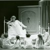 [Debby Boone (Maria Rainer) and children in the 1990 revival of The Sound of Music]