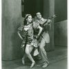 Desi Arnaz (Manuelito) and Diosa Costello (Pepe) in Too Many Girls]