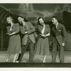 [Marcy Westcott (Consuelo Casey), Richard Kollmar (Clint Kelley), Mary Jane Walsh (Eileen Eilers) and Eddie Bracken (Jojo Jordon in Too Many Girls]