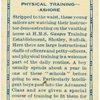 Royal Navy, physical training - ashore.