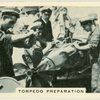 Royal Navy, torpedo preparation.